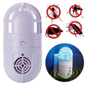 Atomic Zabber - никакой химии, только ультразвук! Комары, тараканы и даже мыши бегут со всех ног